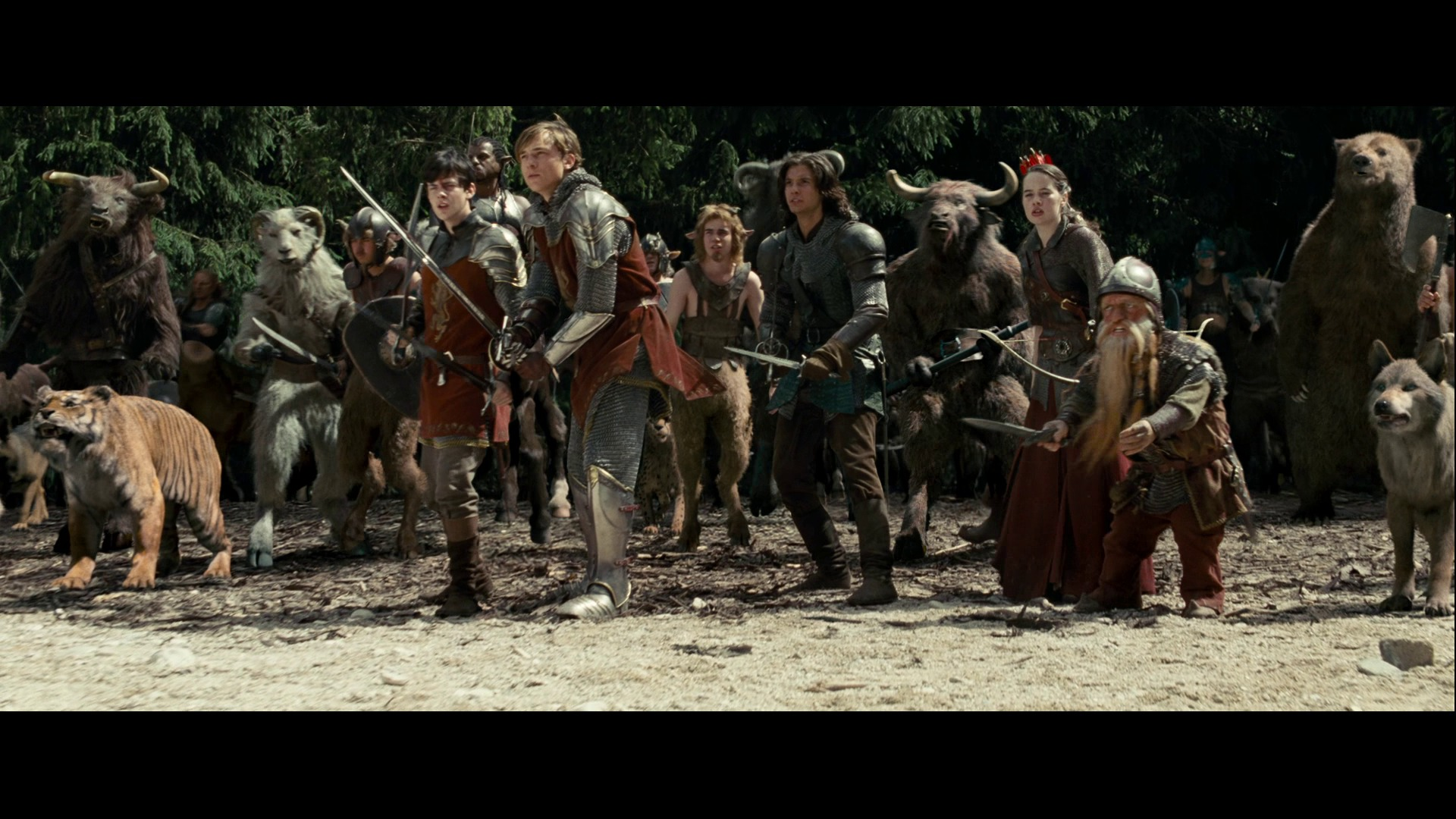 Tsp2008 The Chronicles Of Narnia Prince Caspian Random